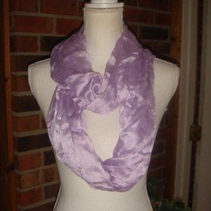 Italy Design Rayon Infinity Scarf